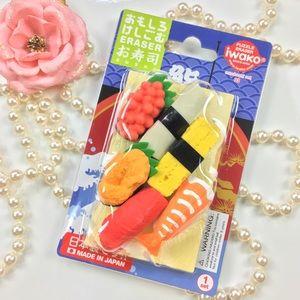 Food Iwako Japanese Sushi Eraser